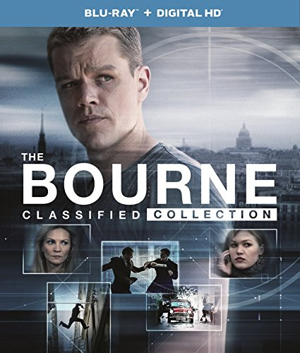 The Bourne Classified Collection (Bourne Identity / Bourne Supremacy