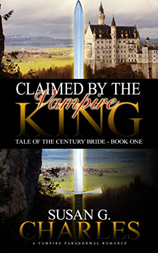Vampire Romance: Claimed by the Vampire King - Book