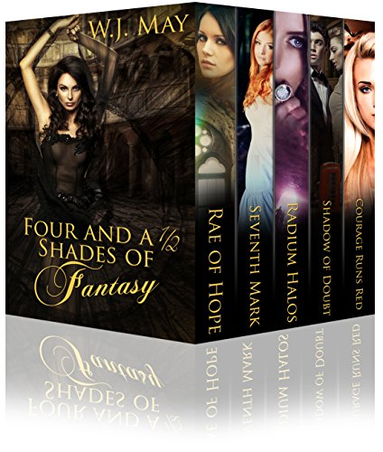 Four and a Half Shades of Fantasy Anthology: 4