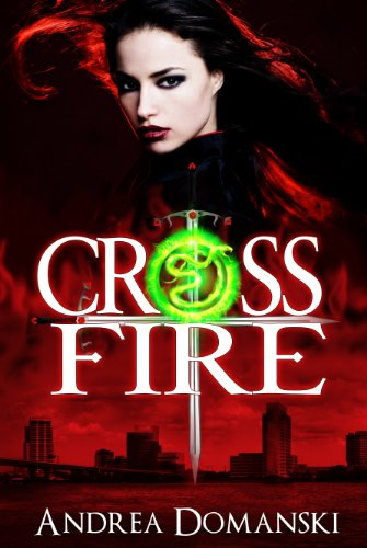 Crossfire (Book 1) (The Omega Group)