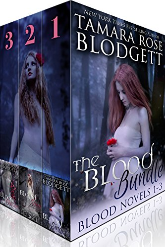 The Blood Series, Books 1-3: Blood Singers, Blood Song