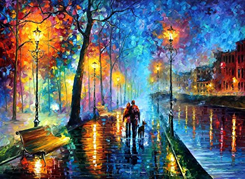 Melody of the Night (30 x 40) - Gallery