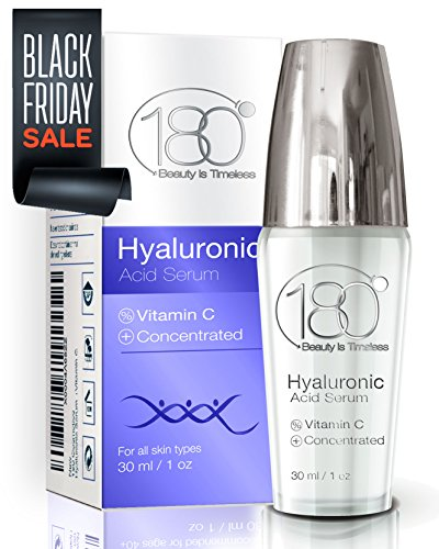 BLACK FRIDAY DEALS - 180 Cosmetics Hyaluronic Acid Serum