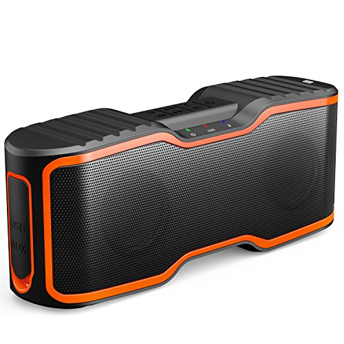 AOMAIS Sport II Portable Wireless Bluetooth Speakers 4.0 with
