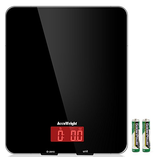 Accuweight Digital Multifunction Food Meat Scale with LCD Display