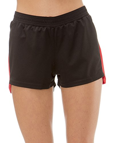 (ATW2012) AeroskinDry Womens Running Short, 2
