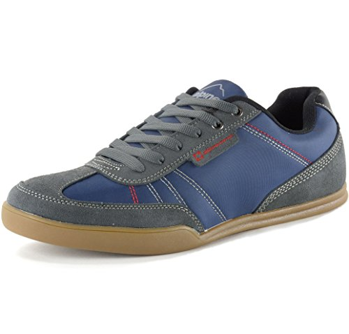 $34.99 Alpine Swiss Marco Men's Suede Trim Retro Fashion Tennis