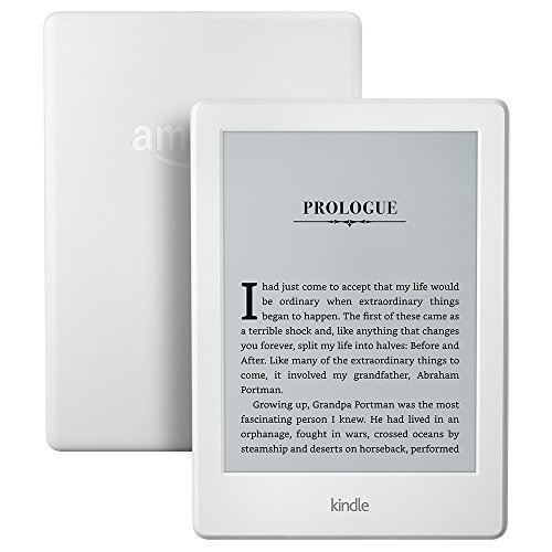 Kindle E-reader - White, 6