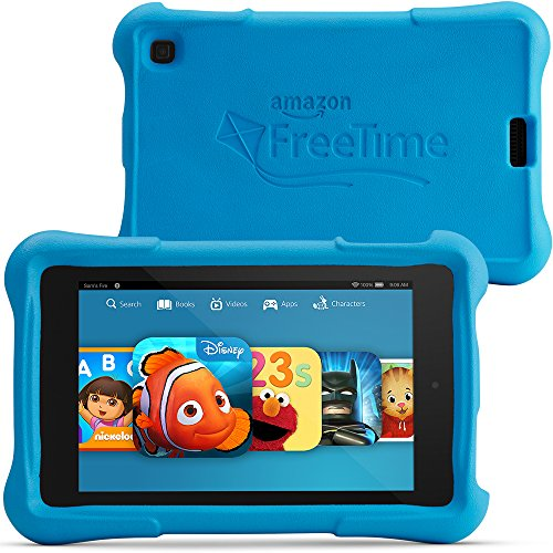 Fire HD 6 Kids Edition Tablet, 6