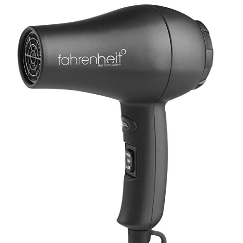 AmoVee Mini Hair Dryer - 1000W Smart Travel Women