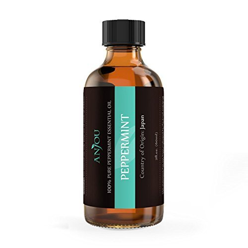 Peppermint Oil 100% Pure Therapeutic Grade Peppermint Essential Oil