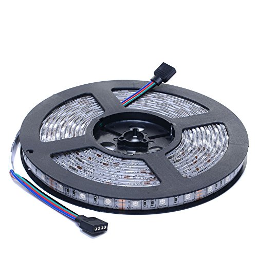 ANNT 5m 16.4ft 300leds SMD RGB 5050 Waterproof LED