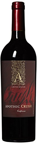 2015 Apothic California Crush 750mL