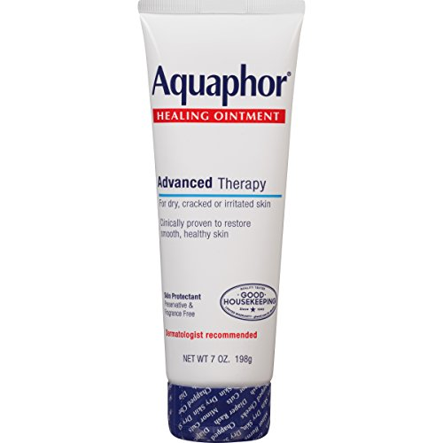 Aquaphor Advanced Therapy Healing Ointment Skin Protectant 7 Ounce