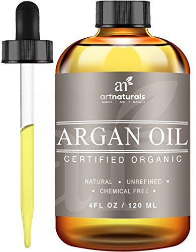 Art Naturals Organic Argan Oil for Hair, Face