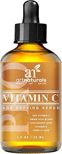 Art Naturals Enhanced Vitamin C Serum with Hyaluronic Acid