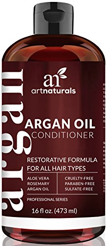 Art Naturals Argan Oil Daily Hair Conditioner 16 Oz