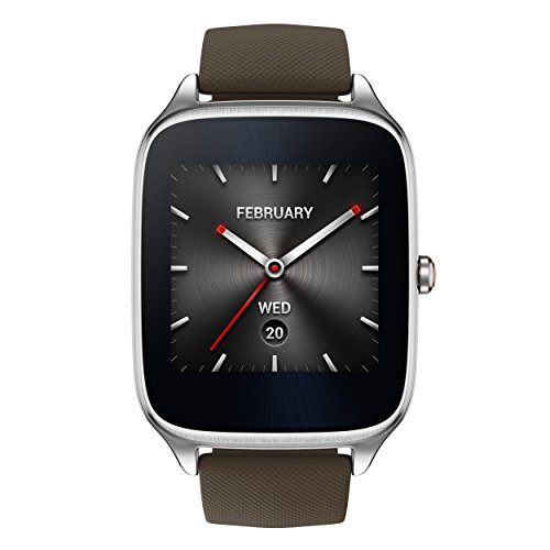 ASUS ZenWatch 2 WI501Q-SR-BW-Q 1.63-inch AMOLED Smart Watch with