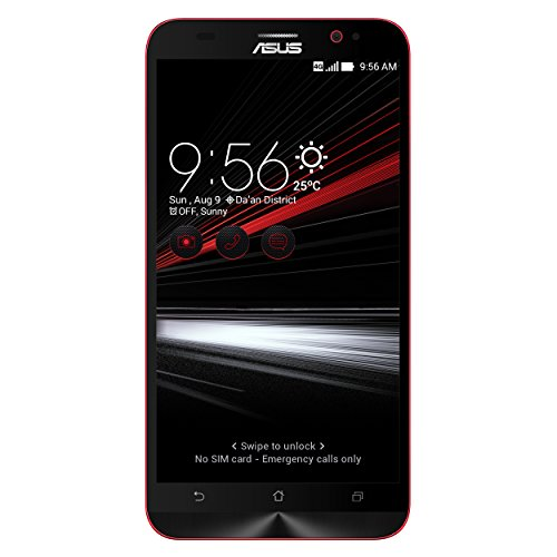 ASUS ZenFone 2 Deluxe Special Edition, Unlocked Cellphone, 4GB