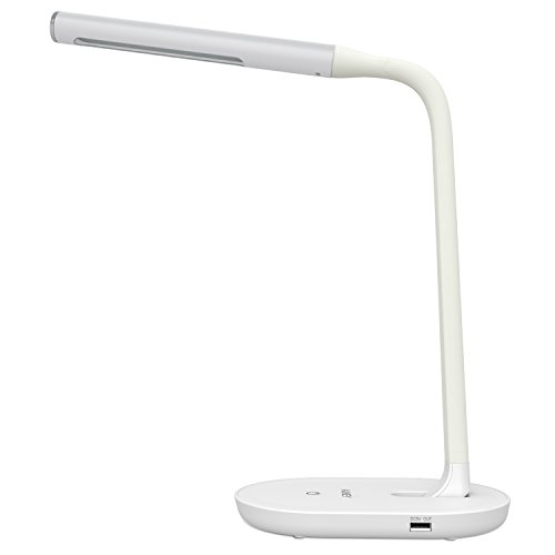 AUKEY Desk Lamp, Eye-care Dimmable LED Table Lamp 7W