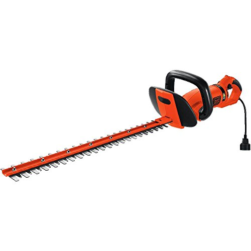 $69.97 BLACK+DECKER HH2455 24-Inch HedgeHog Hedge Trimmer With Rotating Handle