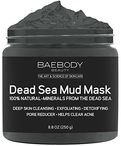 Dead Sea Mud Mask Best for Facial Treatment, Acne