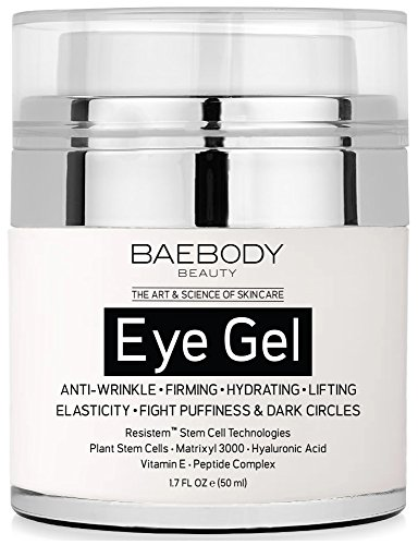Baebody Eye Cream for Dark Circles, Puffiness, Wrinkles and