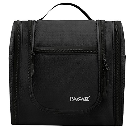 Bagail Men  Women Toiletry Bag For Makeup, Cosmetic