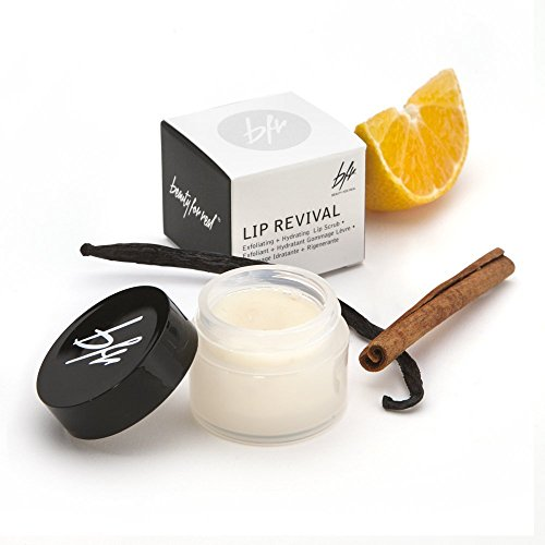 Beauty For Real LIP REVIVAL Exfoliating + Hydrating Lip