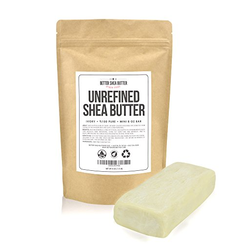 Unrefined Shea Butter by Better Shea Butter - African