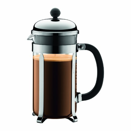$22.49 Bodum Chambord 8 cup French Press Coffee Maker, 34