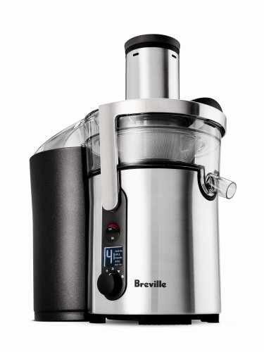 $134.99 Breville BJE510XL Juice Fountain Multi-Speed 900-Watt Juicer