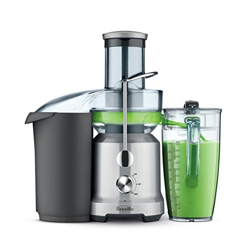 Breville RM-BJE430SIL Juice Fountain Cold, Silver Metallic (Certified Refurbished)
