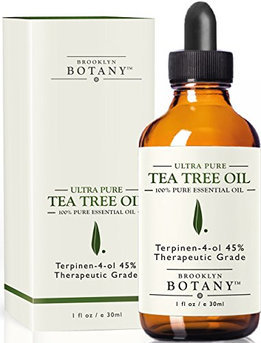 Tea Tree Oil (Australian) - Therapeutic Grade - 100%