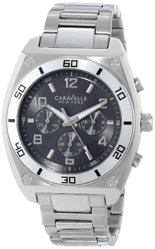 Caravelle New York Men's 43A120 Analog Display Japanese Quartz