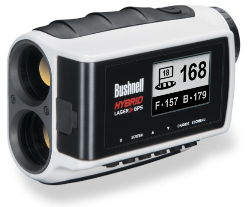 Bushnell Golf Hybrid Laser Rangefinder and GPS Unit