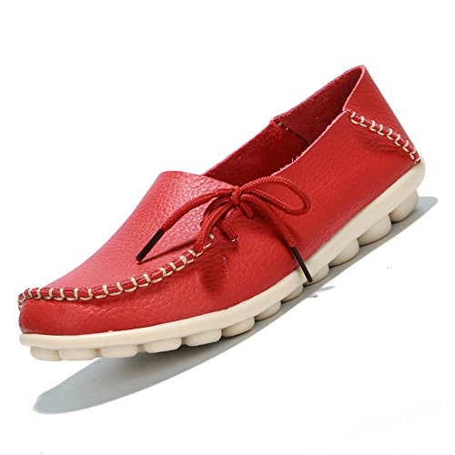 Cior Women S Genuine Leather Shoes