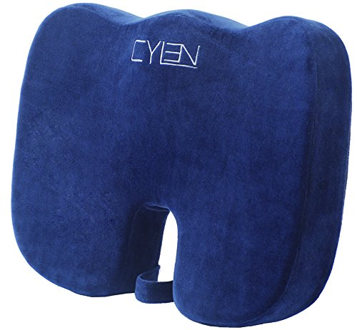 CYLEN HOME - Memory Foam Bamboo Charcoal Infused Ventilated