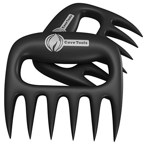 Pulled Pork Shredder Claws - STRONGEST BBQ MEAT FORKS