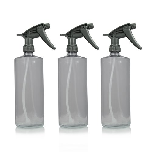 Chemical Guys ACC_121.16HD-3PK Chemical Resistant Heavy Duty Bottle and