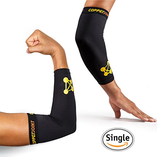 CopperJoint Elbow Compression Sleeve - Single