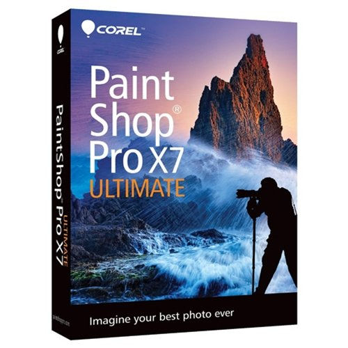 $39.97 Corel PaintShop Pro X7 Ultimate [Old Version]