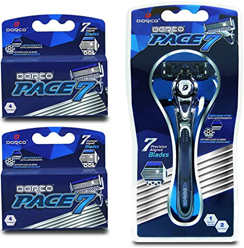 Dorco Pace 7 - World's First and Only Seven