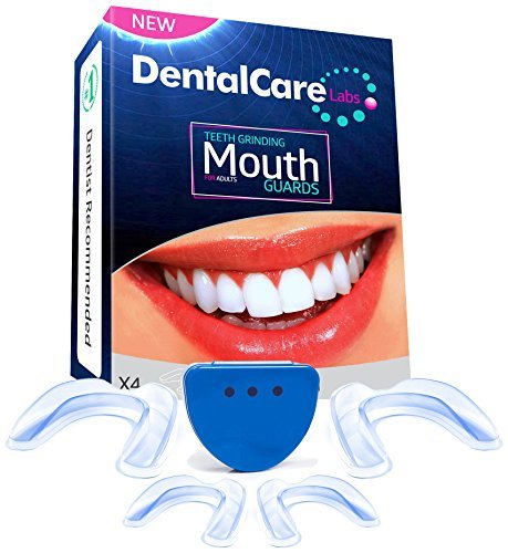 DENTALCARE LABS Anti Grinding Teeth Custom Moldable Dental Night