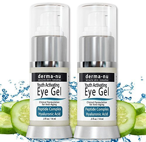 Anti Wrinkle Eye Cream - 2 Pack Eye Gel