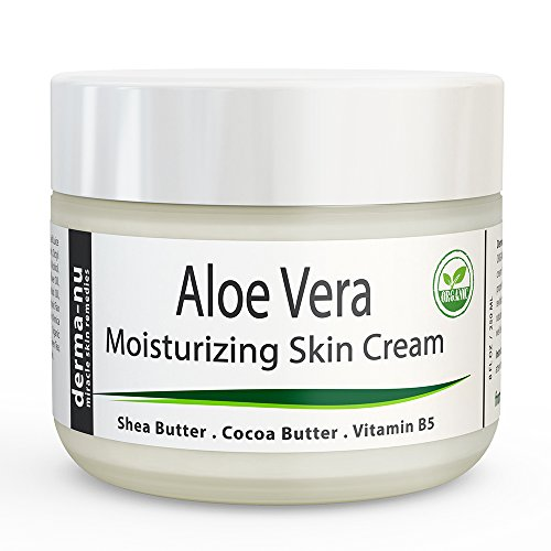 Aloe Vera Dry Skin Cream - Best Remedy Skin