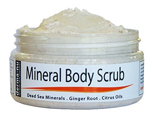 Dead Sea Salt Scrub By Derma-nu - Exfoliate Face