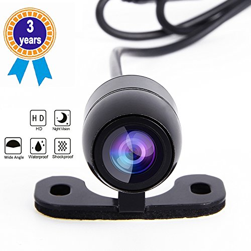 Dinly 2016 Waterproof Car Rear View Backup Camera HD