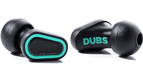 $15.20 DUBS Acoustic Filters Advanced Tech Earplugs, Teal