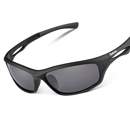 Duduma Polarized Sports Sunglasses for Running Cycling Fishing Golf